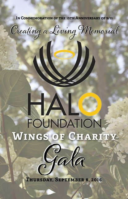 HALO Foundation to honor 16th anniversary of 9/11, Flight 93 at annual Gala